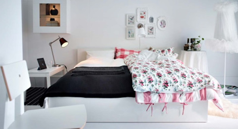 Featured Photo of IKEA Bedroom Decoration Idea