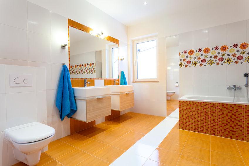 relaxing bathroom decor