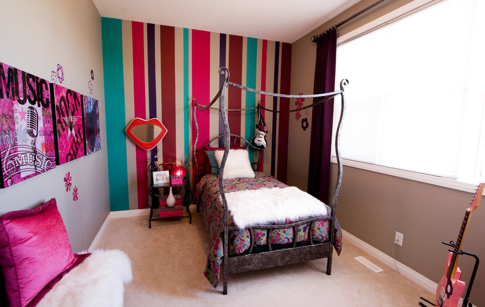 2015 Girl Bedroom Theme and Decor