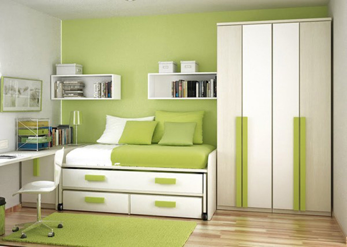 Accent Walls Bedroom Decorating (View 5 of 10)