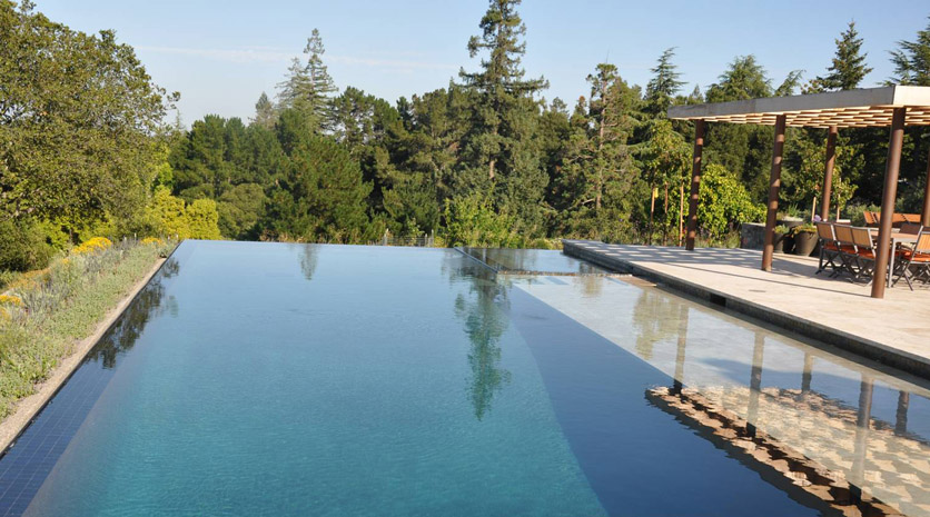 Acoustifence Infinity Pool Design No Edges No Boundaries