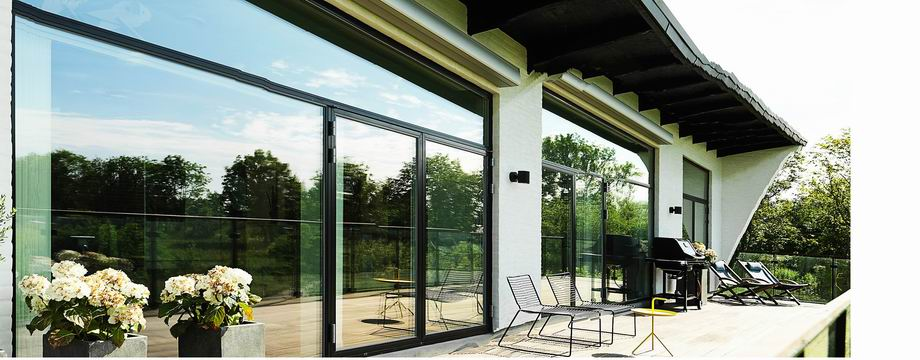 Aluclad Marvin Windows and Doors Products