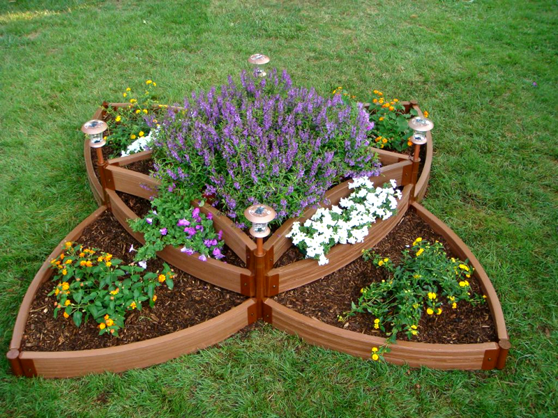Amazing And Creative Raised Garden Bed Ideas (View 5 of 10)