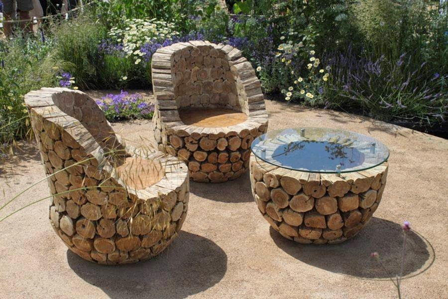 amazing creative diy comfortable photo 4 of 20 previous photowoodwork diy patio furniture - Garden Furniture Diy