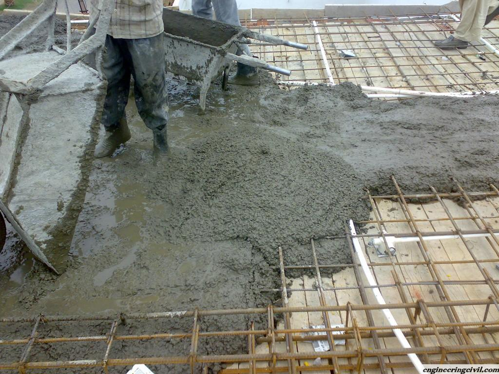 Ancient Techniques to Pouring a Concrete Slab