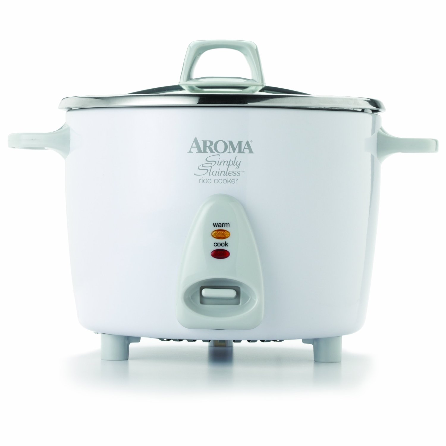 Aroma Simply Stainless Rice Cooker (View 8 of 10)