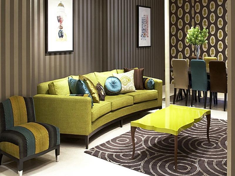 Artistic Minimalist Living Room Decorations (Image 1 of 10)