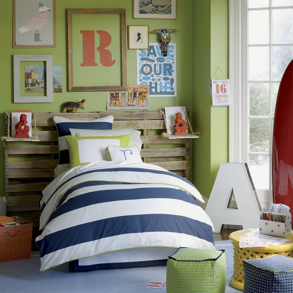 Astounding Ideas For Boy Bedroom