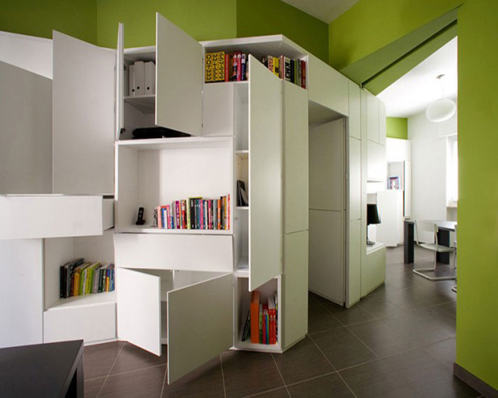 Attractive Small Room Storage Ideas (Image 1 of 10)