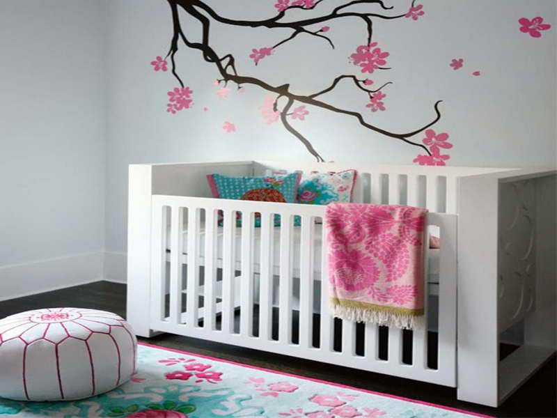 Baby Room Decoration Ideas (Image 1 of 10)