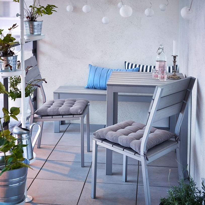 Balcony Table And Chairs Patio Furniture (View 12 of 20)