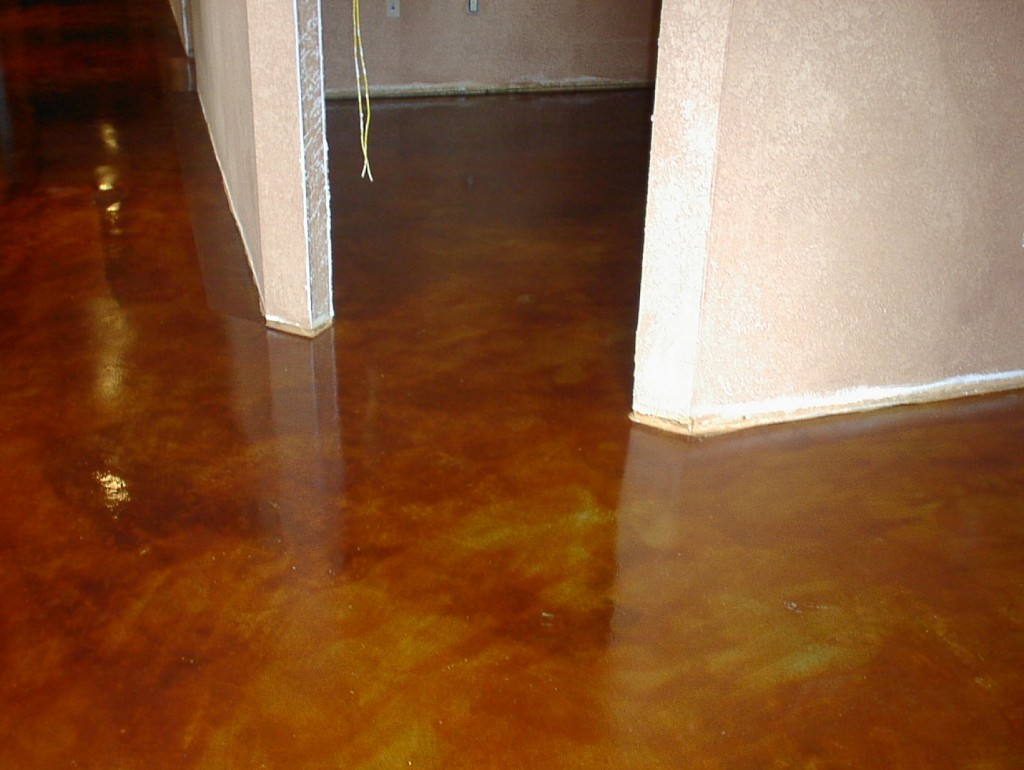 Basement Painting Concrete Floors