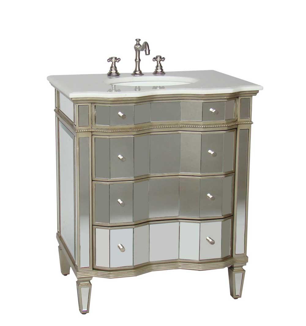 Bathroom Cabinet Wall Idea