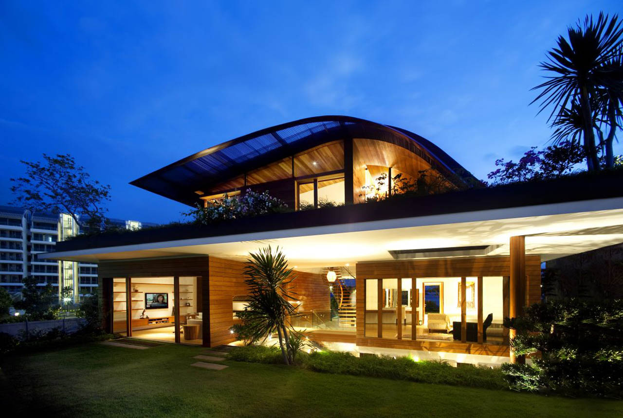 Beautiful House Exteriors Modern Architecture