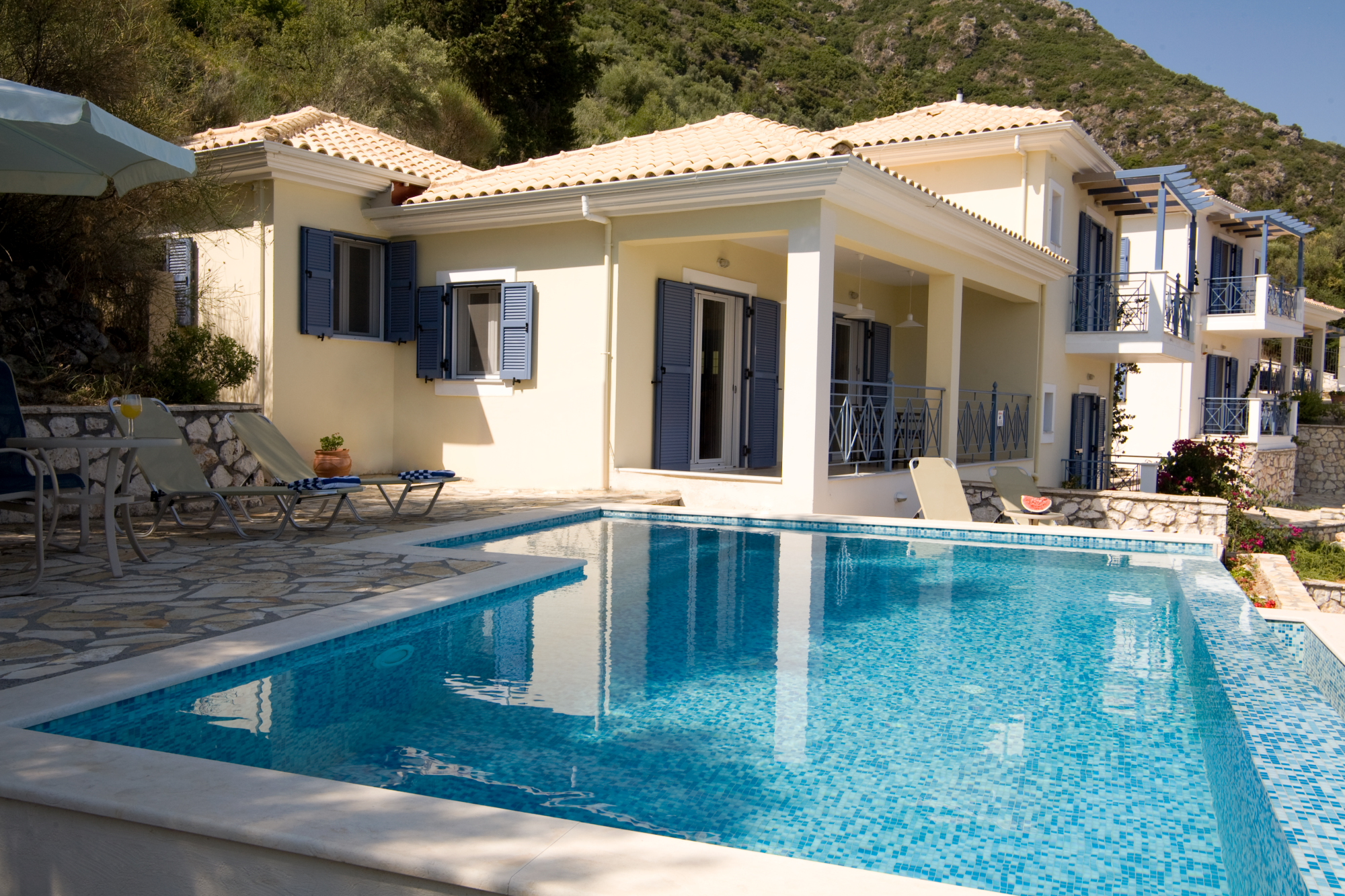 Beautiful Lefkada Villa