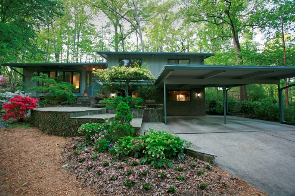 Beautiful Mid Century Modern Homes (Image 2 of 10)