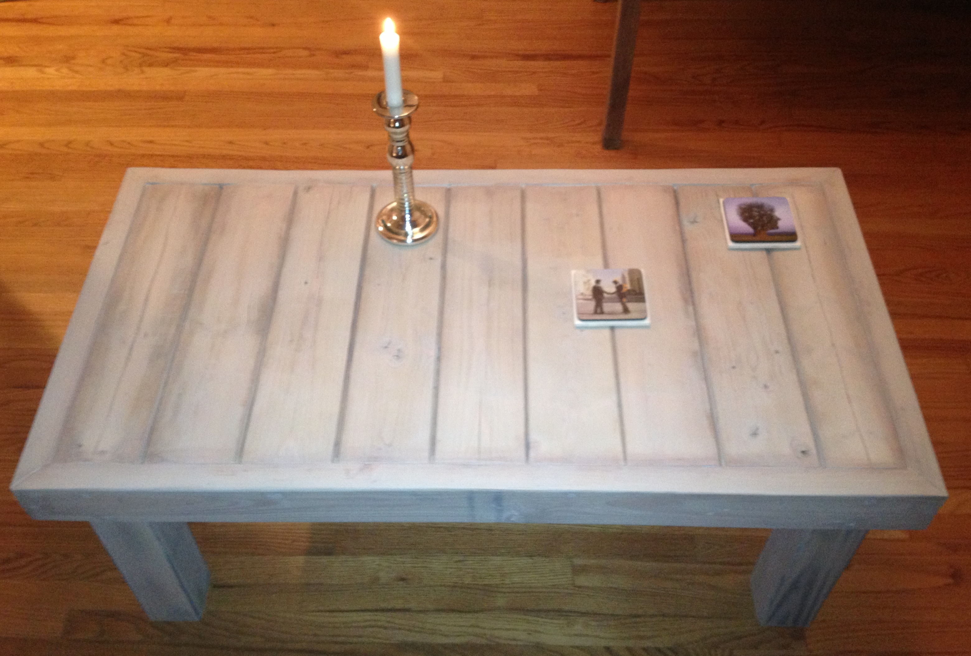 Beautiful Reclaimed Wood Coffee Table (View 3 of 10)