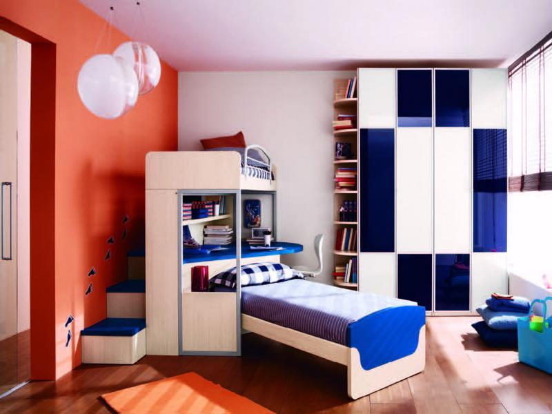 Beautiful Teenage Girls Bedroom Design (View 5 of 10)