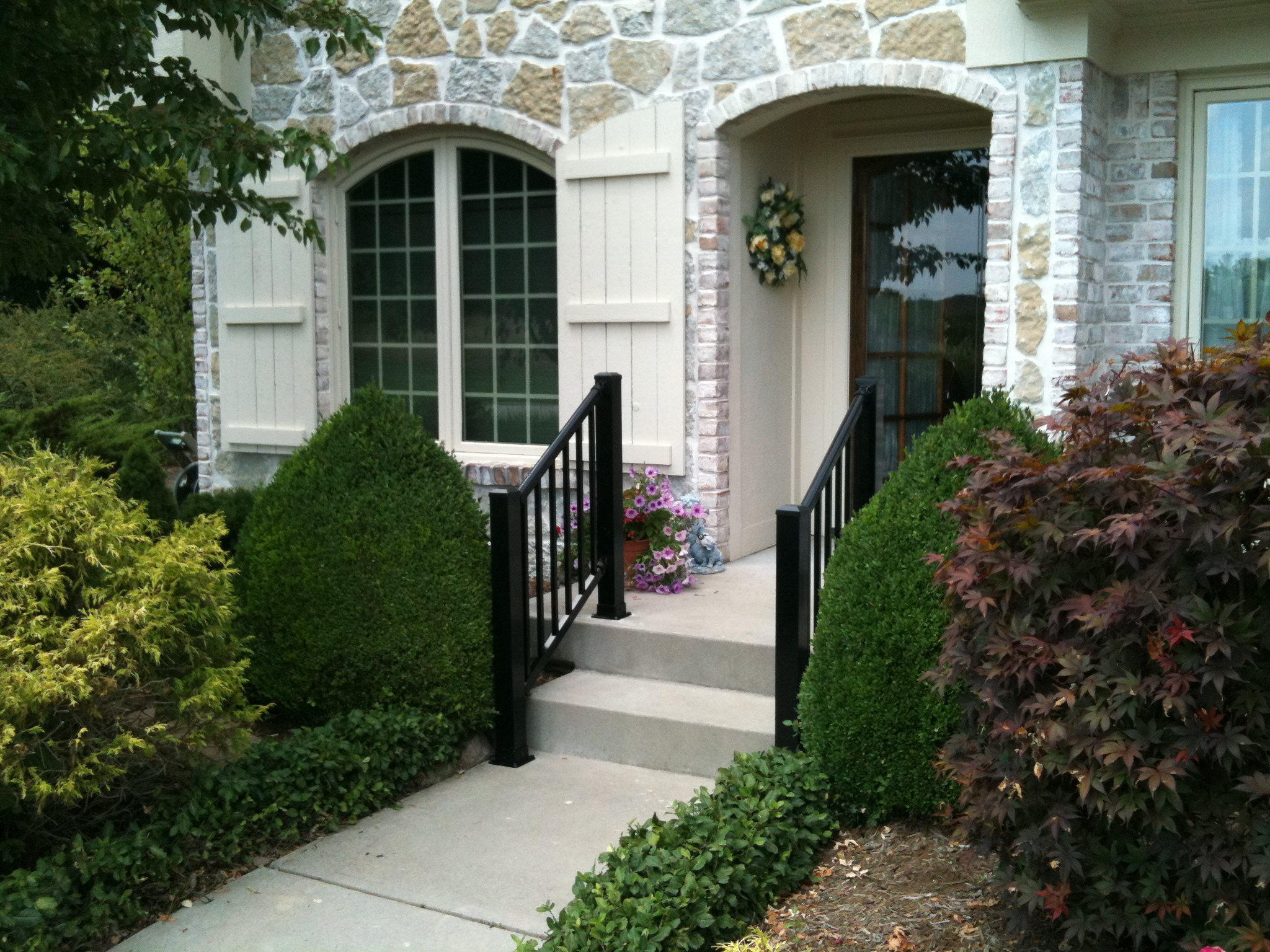 Beautiful Ways For Selecting Railings (View 2 of 10)