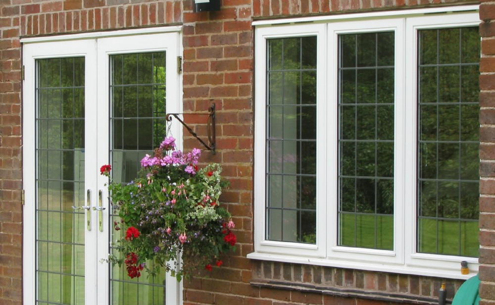 Beauty Timber French Casement Windows