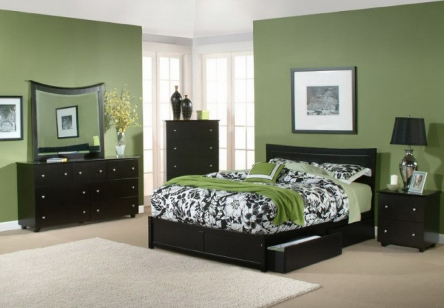 Bedroom Decorating Ideas With Best Neutral Paint Colors (View 8 of 10)