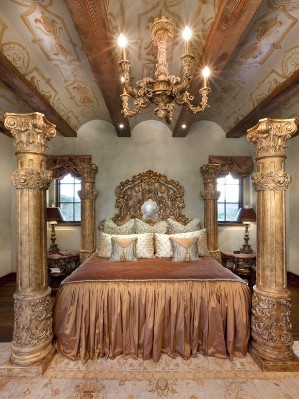 Bedroom Old World Decor Ideas (Image 1 of 10)