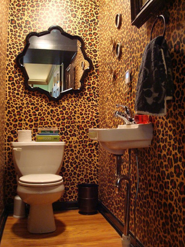Bedroom The Leopard Home Decor