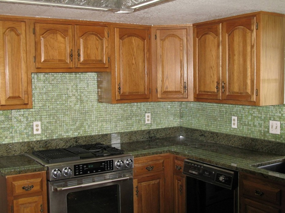 Best Kitchen Backsplash Designs For Kitchen Cool Mosaic Tile Kitchen (Image 1 of 10)