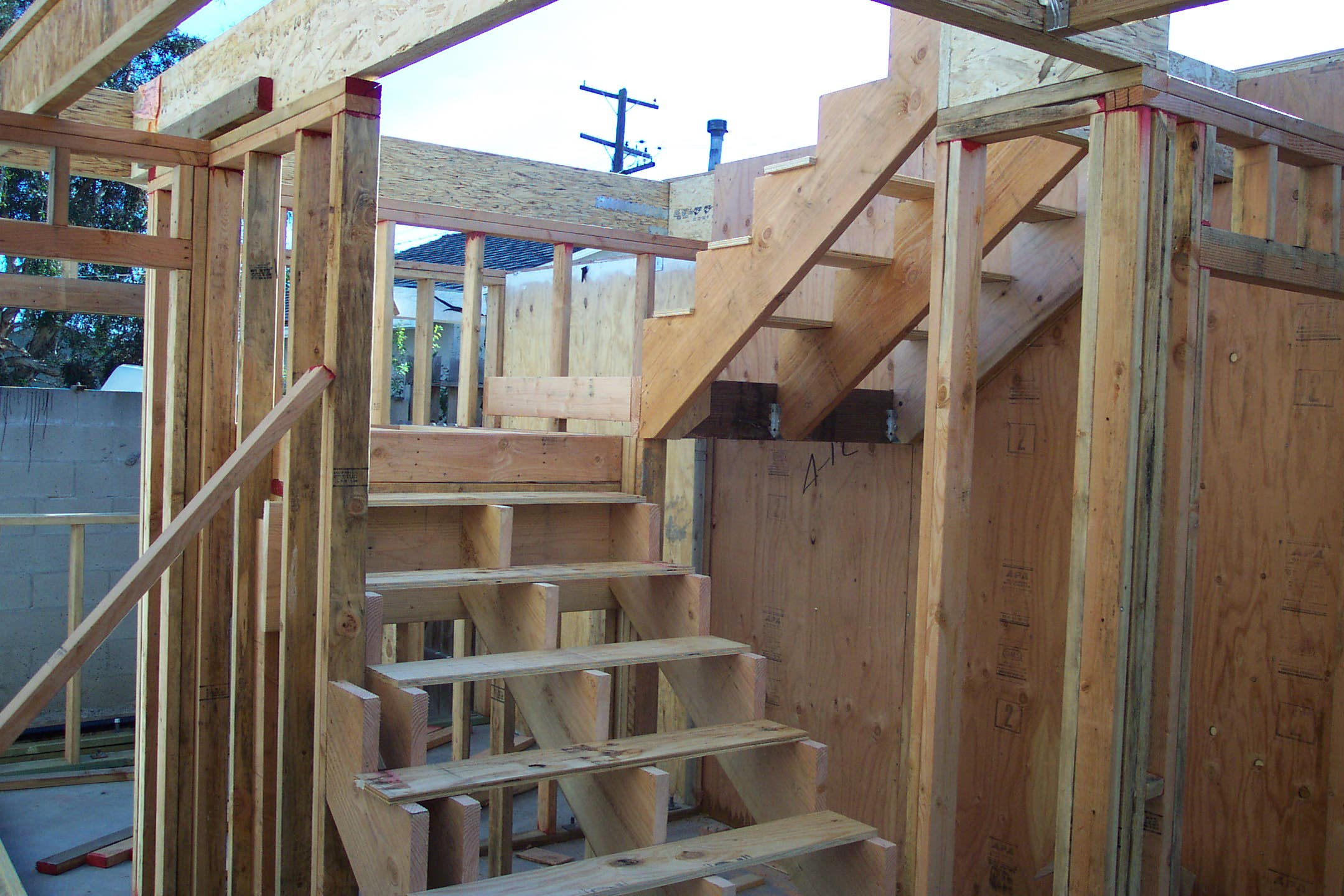 Best Process To Build Stair Layout