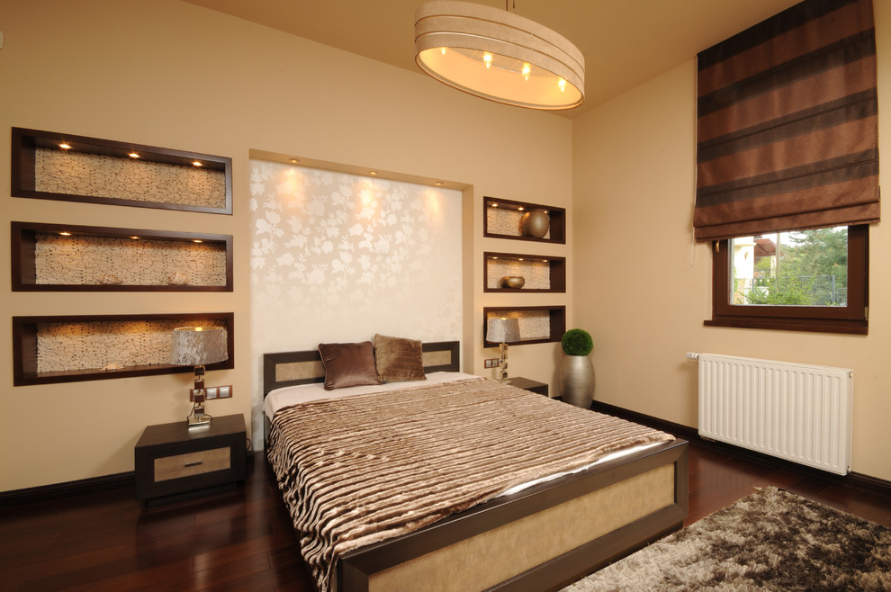 Best Wall Lighting and Decor for Sensual Bedroom