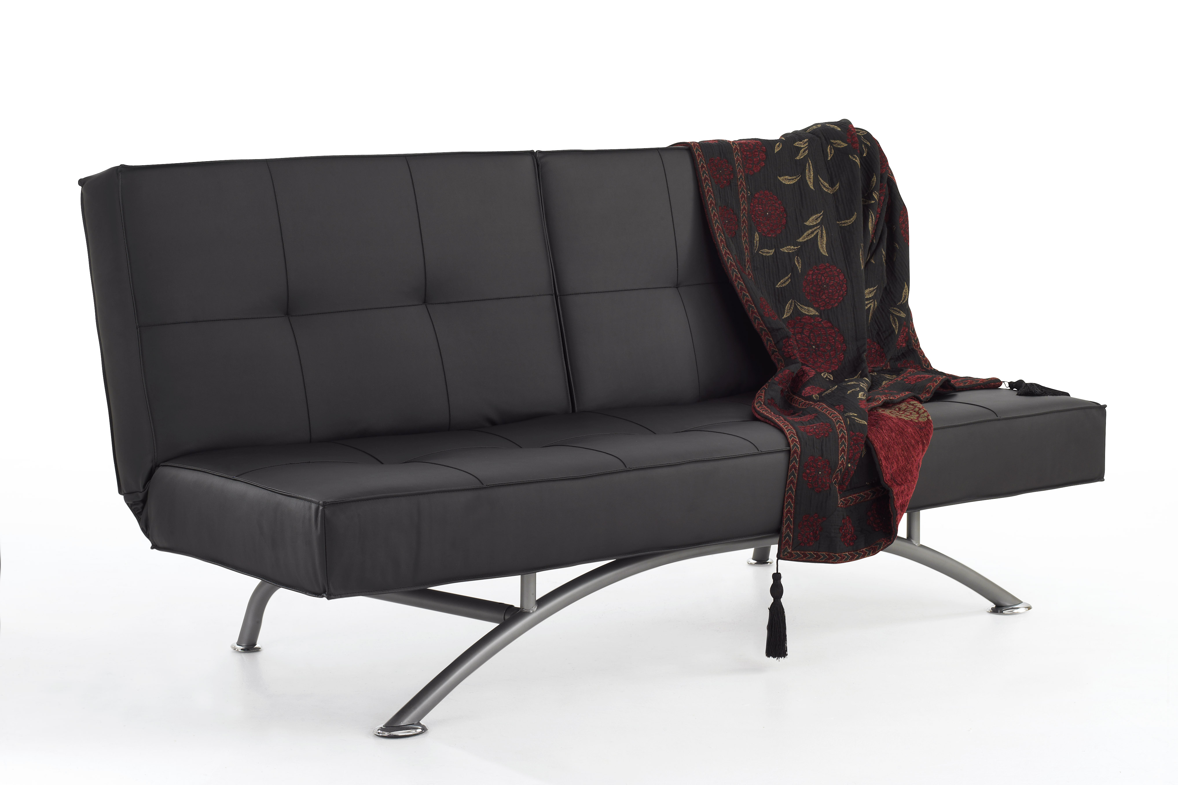 Black Modern Sofa Bed Sheets