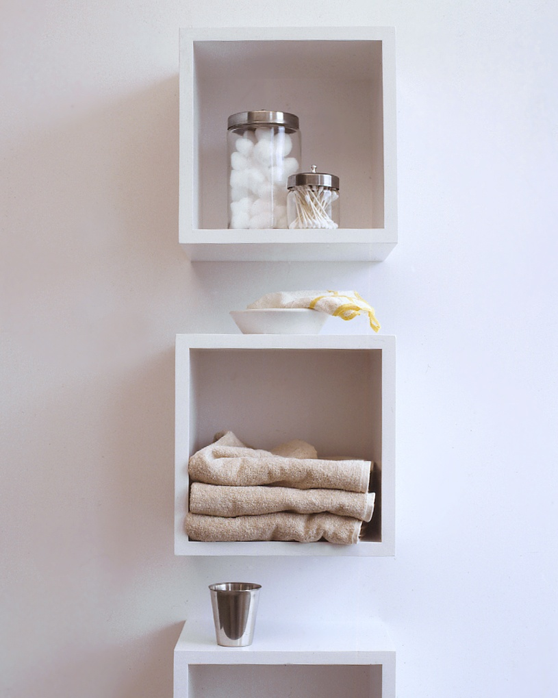 Box Arrange The Towels In Your Bathroom (Image 3 of 10)