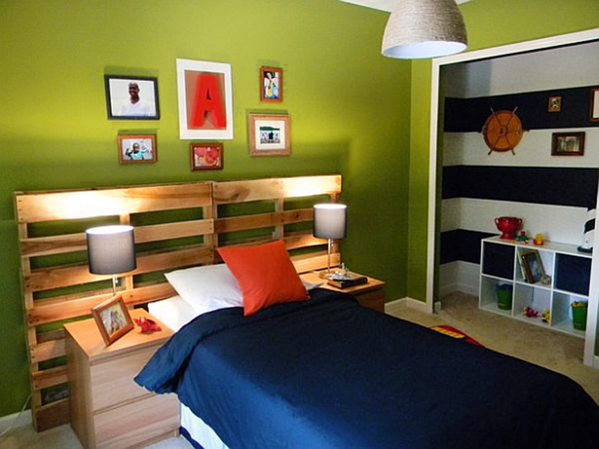 Boys Room Paint Ideas