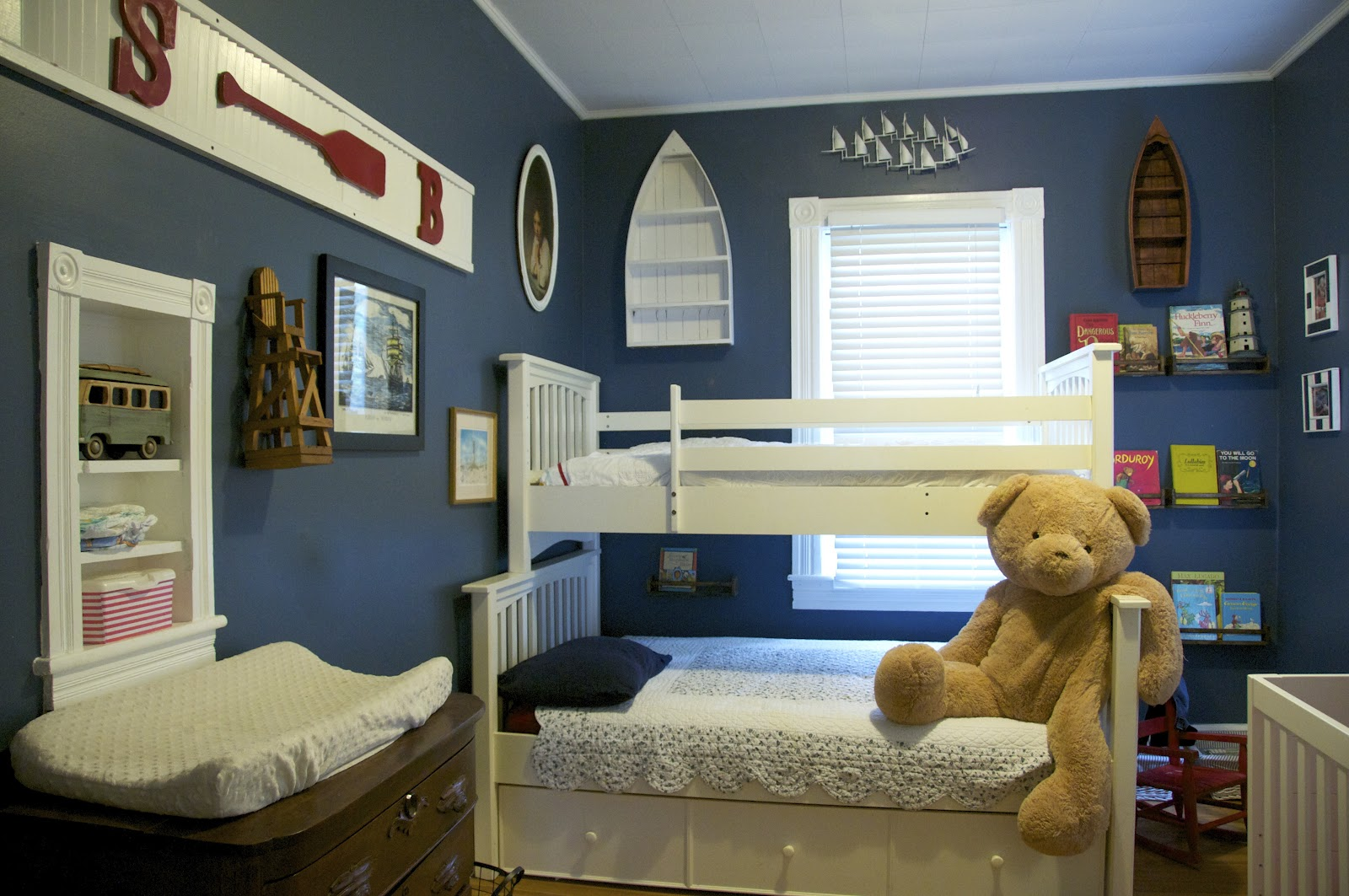 Boys room painting ideas