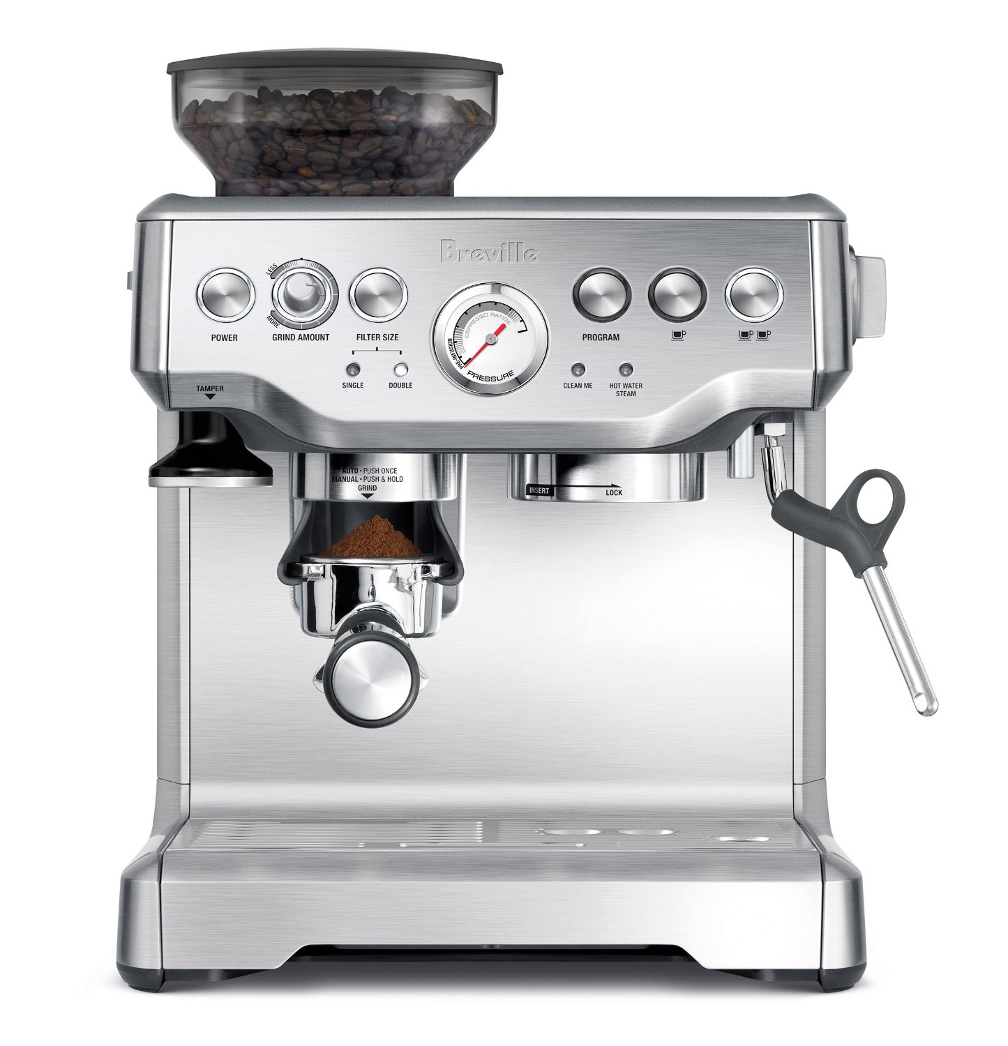 Breville Espresso Machine (Image 2 of 10)