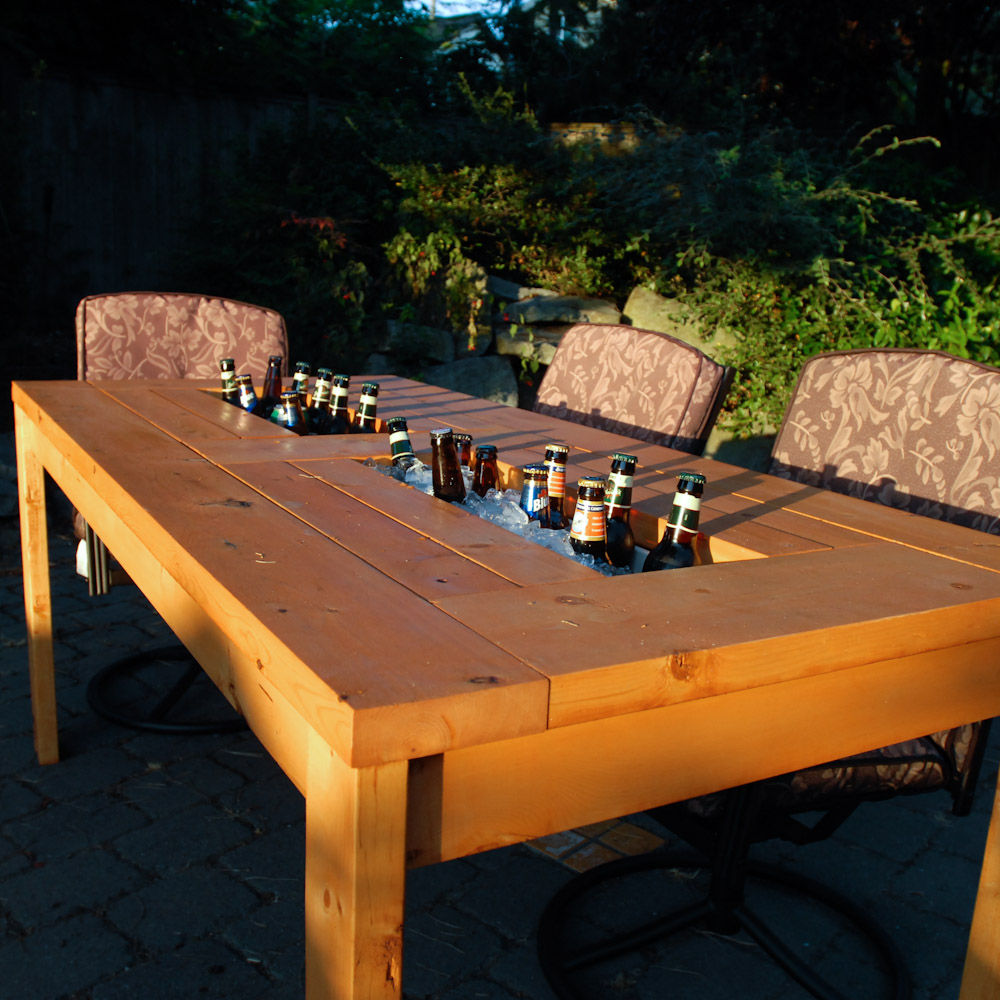 Diy patio furniture - Building Furniture From Cheap Image 3 Of 20