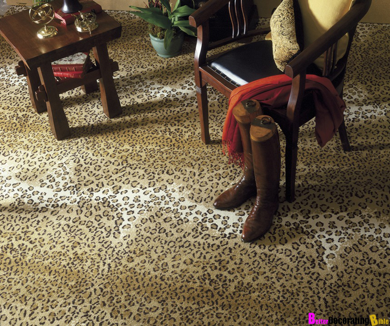 Carpeting The Leopard Home Decor