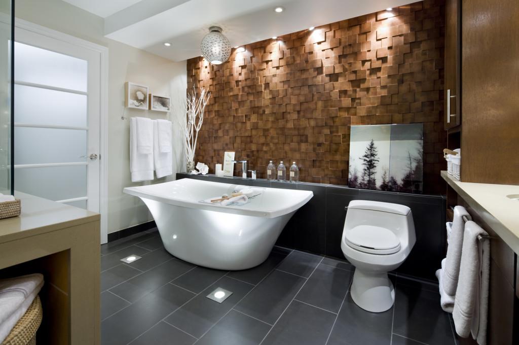 Chandelier Bathroom Remodeling Ideas