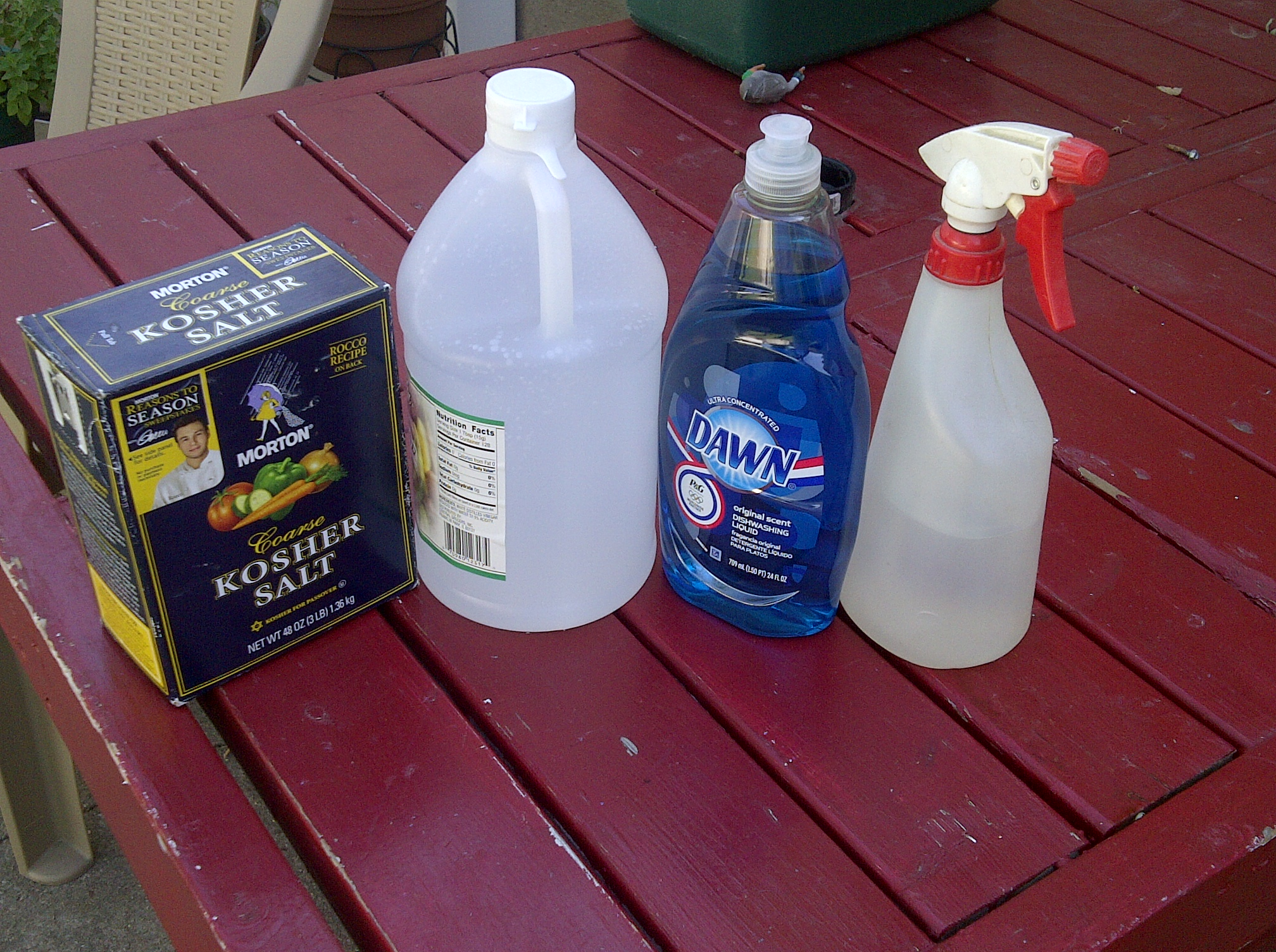 Chemical Homemade Best Weed Killer for Lawns