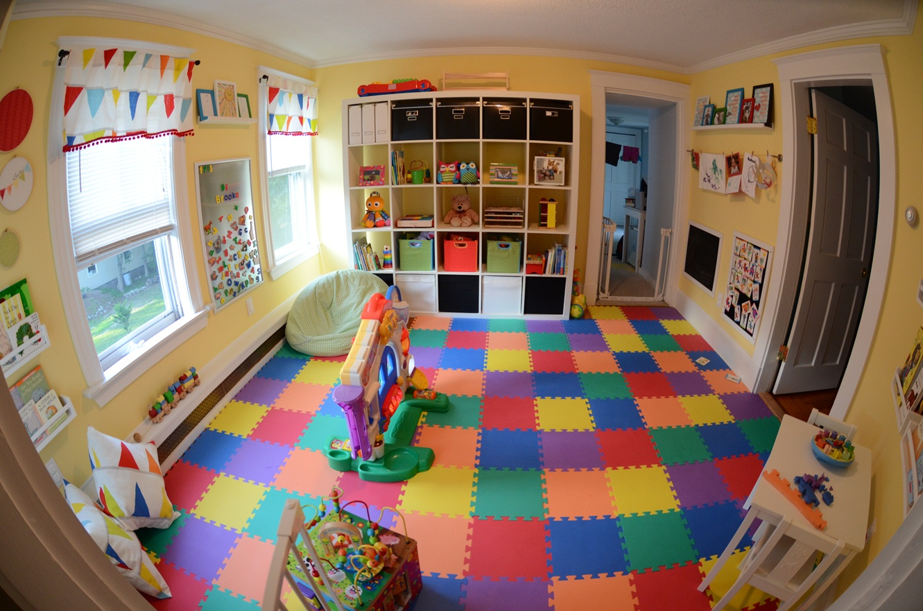 Childrens Playroom (View 8 of 10)