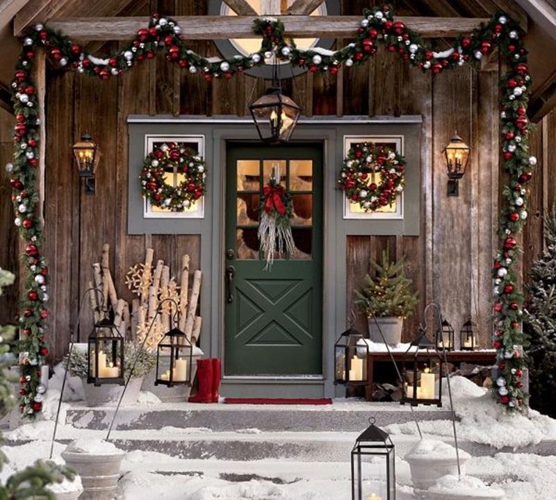 Christmas Wreath Ideas (Image 4 of 10)