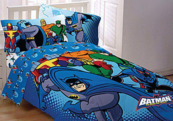 Classic Batman Best Stylish Batman Sheets (Image 3 of 10)