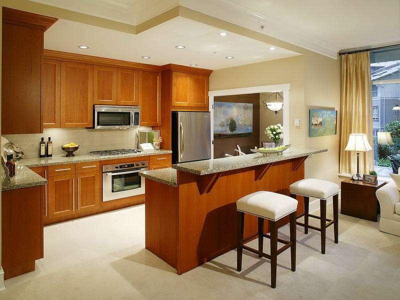 Classic Inspiring Kitchen Designs Ideas