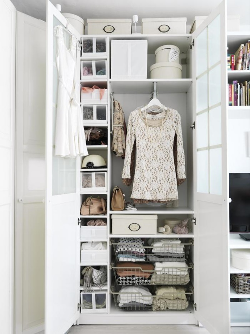 Closet Storage Systems (Image 5 of 10)