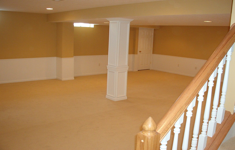 Concrete Basement Floor Paint (Image 5 Of 10)
