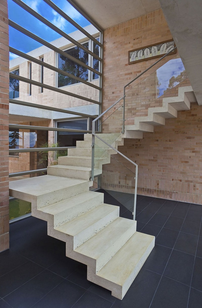 Contemporary Famaly Mobile Home Stairs (Image 2 of 10)