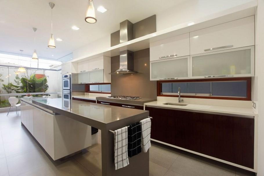 Contemporary Kitchen Design Space Austin (View 10 of 10)