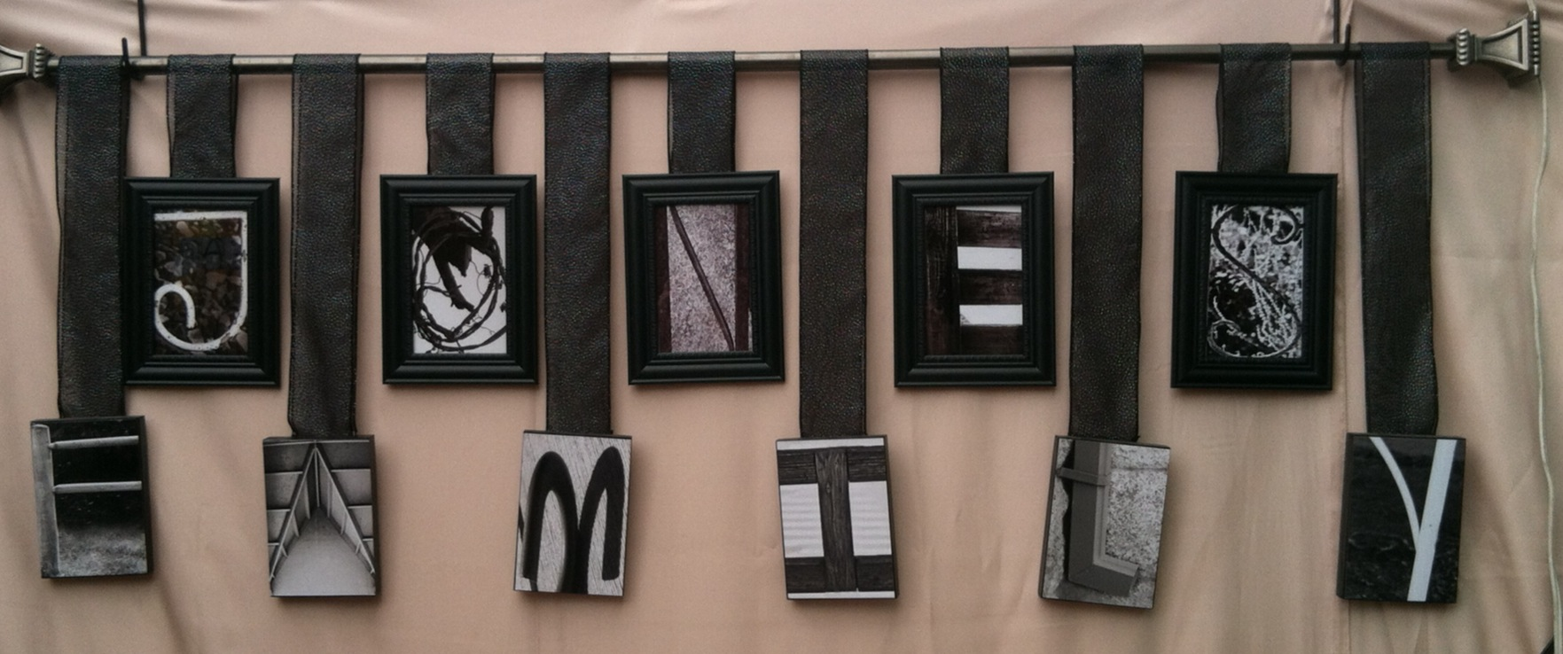 Cool And Creative Ways To Hang Pictures (Image 5 of 10)