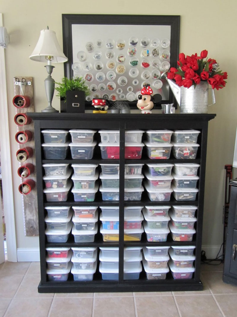 Cool Storage Ideas For Small Apartment