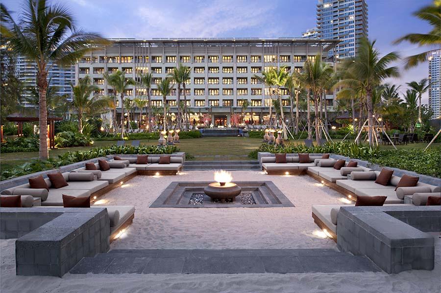 Cool Thai Terrace Design Of Thai Hotel (View 4 of 10)